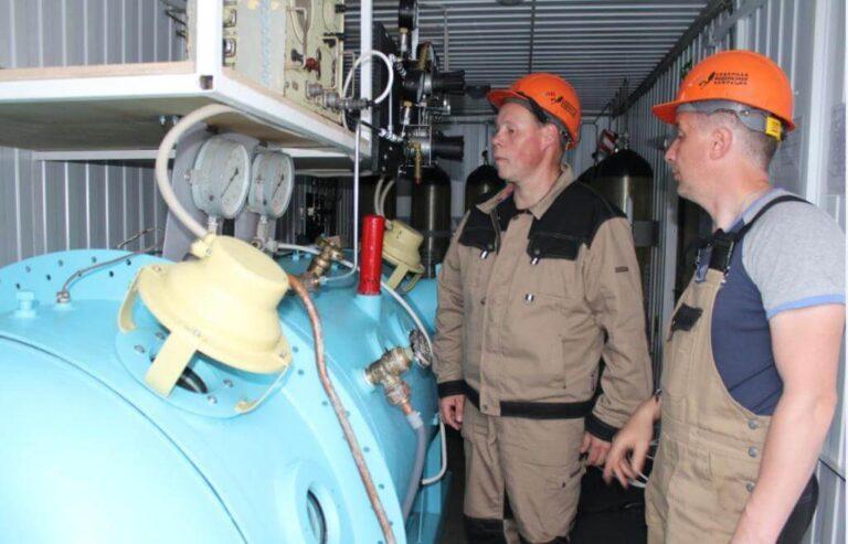 Дноуглубительные работы - Северная Водолазная Компания (11)