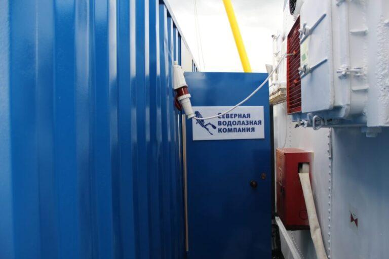 Дноуглубительные работы - Северная Водолазная Компания (9)