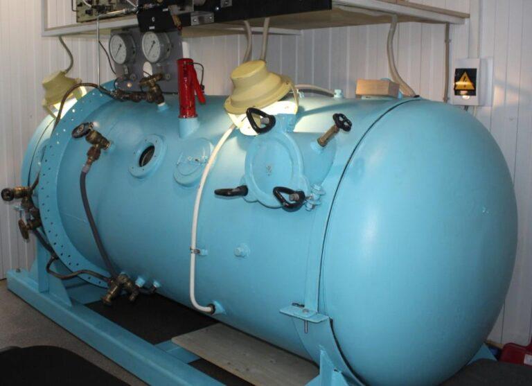 СВК - мобильный водолазный комплекс