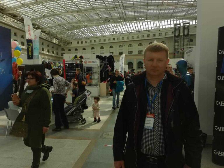 Северная Водолазная Компания - Moscow Dive Show -4